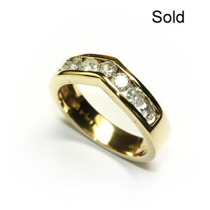 Sold_ wishbone _ring